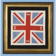 jeff bridgman antique flags and painted furniture british union
