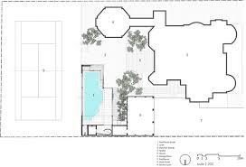 studio pool house floor plans