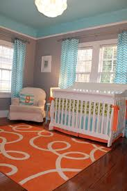 Rugs For Baby Rooms Graham U0027s Bright And Modern Nursery Wall Colors Ceilings And Walls