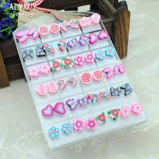 polymer clay stud earrings wholesale fashion polymer clay stud earrings glue needle not