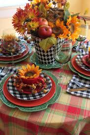 Fall Table Settings Create A Festive Fall Table Setting Harmonizing Homes
