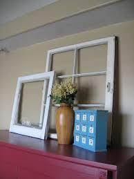 Front Windows Decorating Peeking Through My Windows Decorating With Vintage Windows Blue