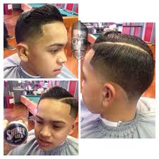 pompadour taper barber haircuts haircuts pinterest barber