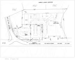 Construction Site Plan The Falls Of Oconee Retail Commercial New Construction For Lease