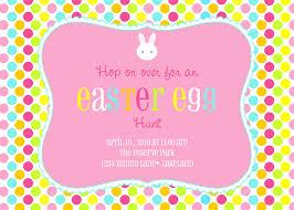 easter egg hunt printable invitation dimple prints shop