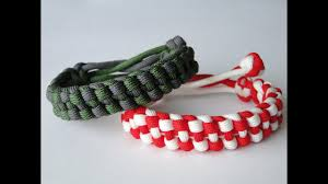 make paracord bracelet youtube images How to make quot modified quot 2 color track knot paracord bracelet jpg