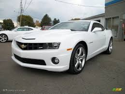 white chevy camaro 2011 summit white chevrolet camaro ss coupe 37896169 gtcarlot