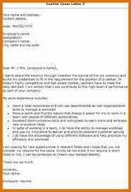 cashier cover letter sample 30 day eviction notice letter cashier
