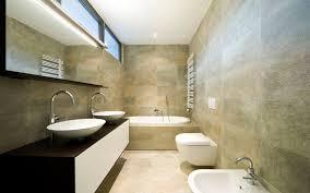 luxury master bathroom white bath sink wall mount storage cabinet