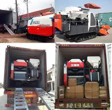Kubota Pro688q G Combine Harvester Kubota Functions Of Combine