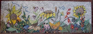 Garden Wall Art Mosaic Wall Garden Http Lomets Com