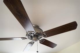 install remote controlled ceiling fans