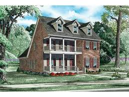 southern plantation house plans ruston hill southern home plan 055d 0855 house plans and more