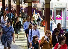 keolis mbta adding capacity to trains for thanksgiving