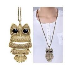 long owl pendant necklace images Cheap jewellery design pendant find jewellery design pendant jpg