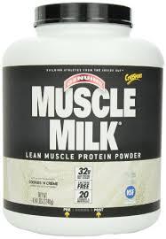 muscle milk light bars cytosport muscle milk genuine lean protein gainer powder drink mix