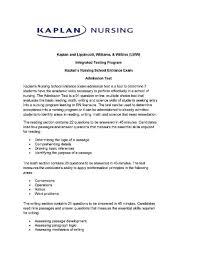 kaplan nursing entrance exam study guide 2017 2018 studychacha