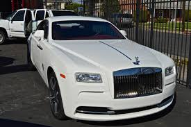 roll royce ghost white rolls royce wraith white u0026 red starlight top exotic cars