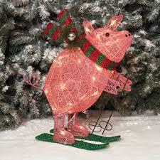 83 best x mas trees images on pinterest horseshoe christmas tree