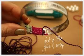 beads bracelet diy images Wrapped beaded diy bracelet jpg
