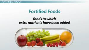 what are fortified foods definition u0026 examples video u0026 lesson