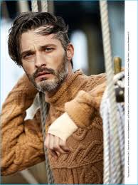 ben hill sports nautical fashions for gq france editorial