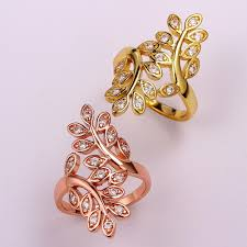 finger ring designs for designer creative women fashion girl jewelry zirconia new