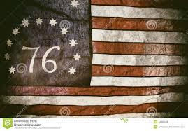 Colonial Flag Company Bennington Flag American 76 Stock Image Image 42482523