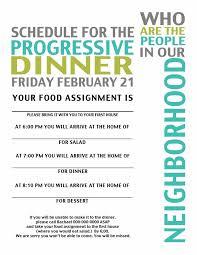 Dinner Ideas Pictures Best 25 Progressive Dinner Ideas On Pinterest Neighborhood