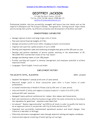 Resume Summary Of Qualifications Samples Of Qualifications For A Resume Resume Cv Cover Letter