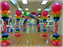 285 best event balloon decorations images on pinterest balloon