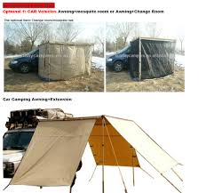 Side Awning Tent 4x4 4wd Offroad Waterproof Side Awning Roof Top Tent Camping Tent
