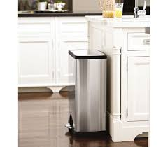 metal kitchen trash cans ooferto