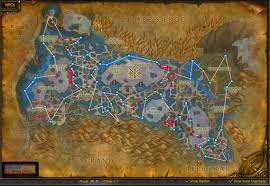 Wow Map World Of Warcraft Gold Guide How To Make Gold In Wow Farming In