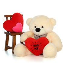 valentines teddy bears 48in big size s day teddy with beautiful hug