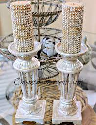 candle and candlestick decoration ideas