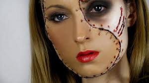 fx makeup series glamorous zombie youtube