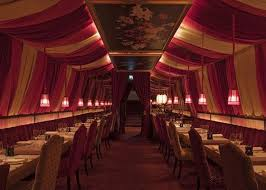 Luxury Restaurant Design - brasserie le rouge stockholm pursuitist