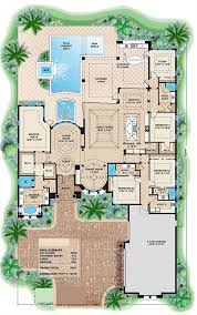 mediterranean homes plans if get a luxury home this floor plan would be the layout of