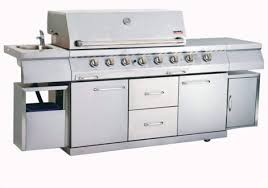 Outdoor Stainless Steel Kitchen - spectacular outdoor stainless steel grill cabinets and swiss grill