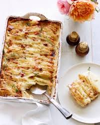 thanksgiving scalloped potatoes hasselback scalloped potatoes what u0027s gaby cooking