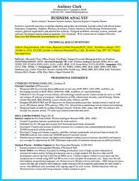 business analyst resume exles create your astonishing business analyst resume and gain the position
