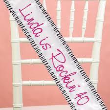 custom sash personalized custom birthday sash