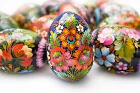 painted easter eggs 5 events for weekend easter egg hunts fantastic mr fox and