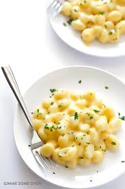 comment cuisiner les gnocchi gnocchi mac and cheese gimme some oven