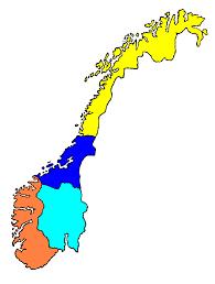 norwegian dialects wikipedia