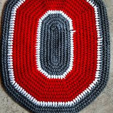 Ohio State Outdoor Rug Best Ohio State Decor Products On Wanelo