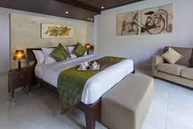2 Master Bedroom Two Bedroom Pool Villa Villa Tulip Sanur Bali