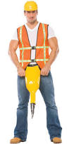 star trek halloween mask jack hammer funny halloween costume in mens costumes