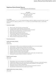 resume templates for nurses resume template micxikine me